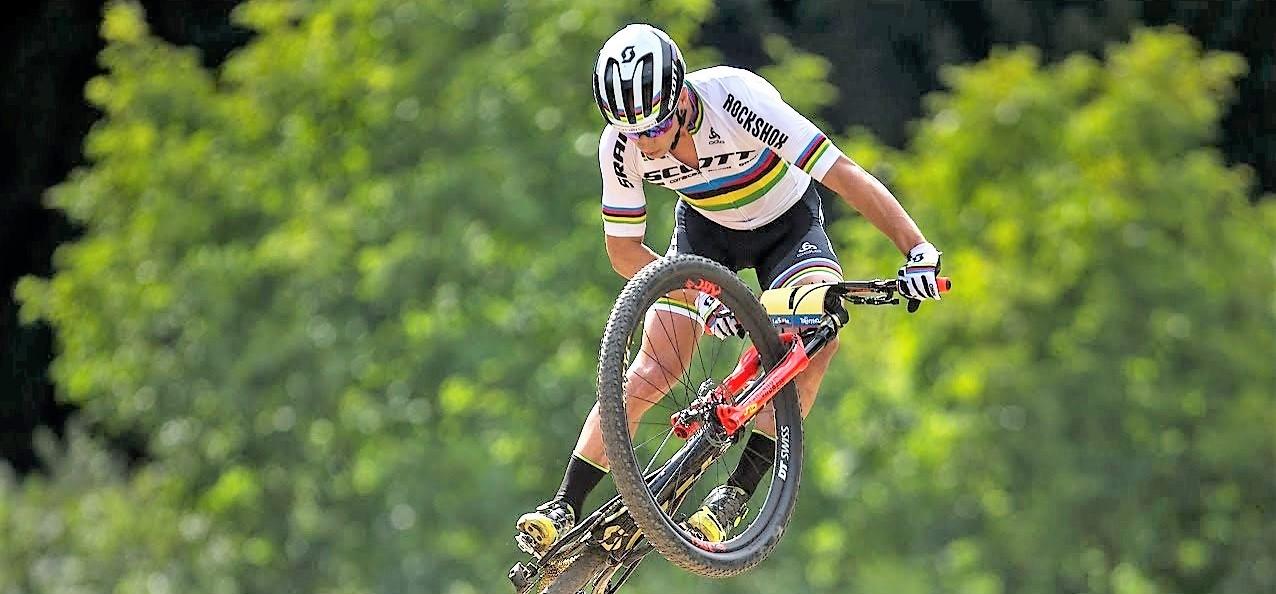 Vencedor em Val di Sole Nino Schurter é 9 vezes campeão mundial de MTB XCO